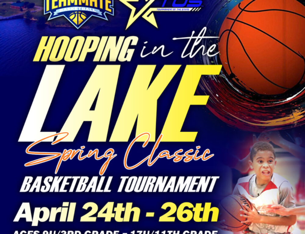 Hooping in the Lake Live Period Tournament