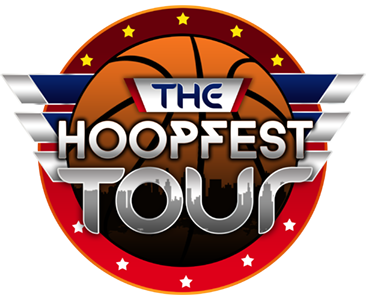 The Hoopfest Tour Logo