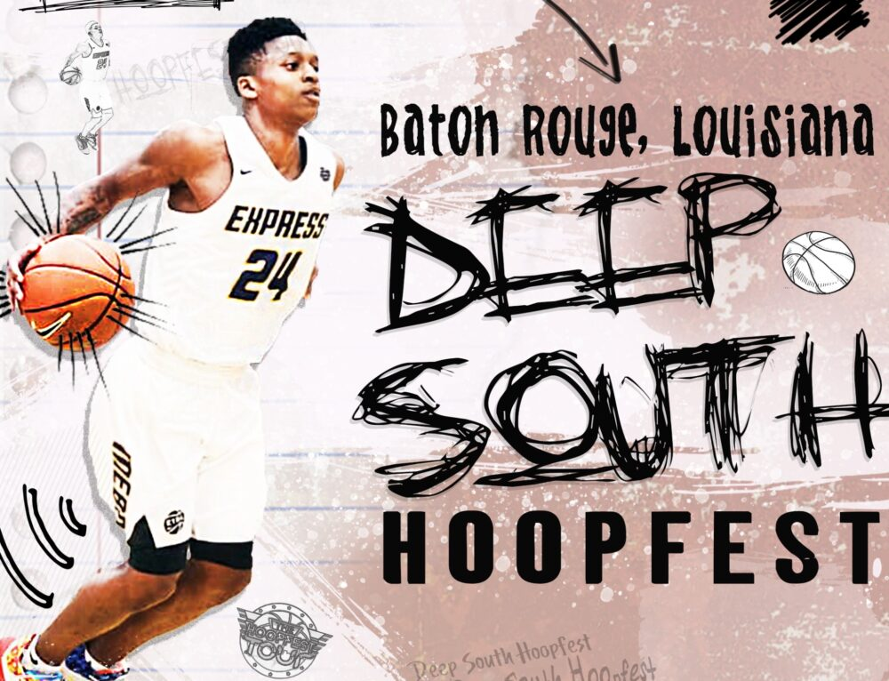 Challenge your teams early at the Deep South HoopFest