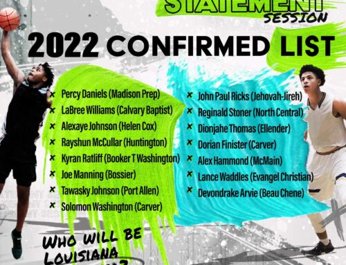 STATEMENT SESSION 2022 CONFIRMED INVITES