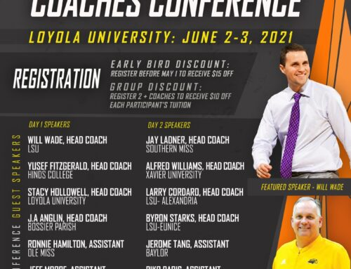 BIG EASY COACHES CONFERENCE
